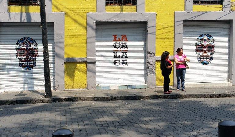Mexico City's Urban Art