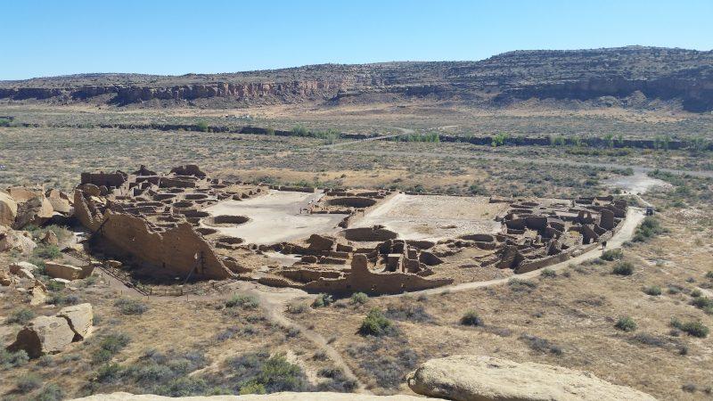 Pueblo Bonito Overlook