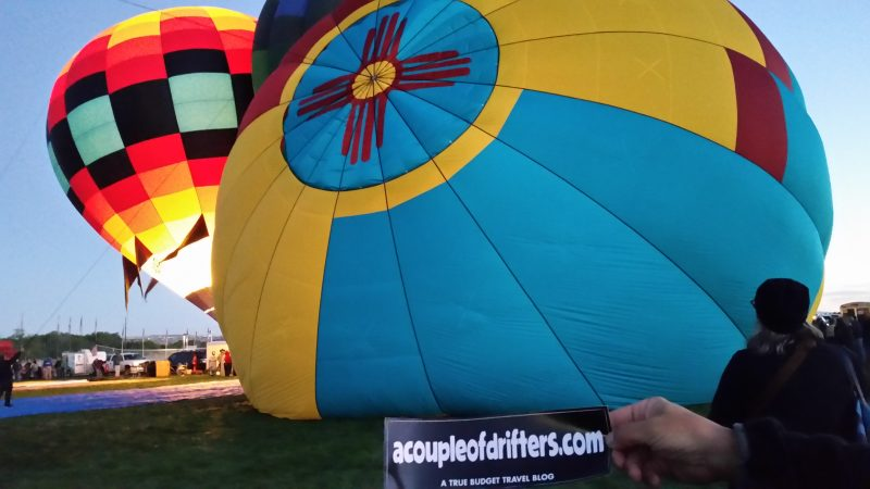 Albuquerque International Balloon Fiesta 2017