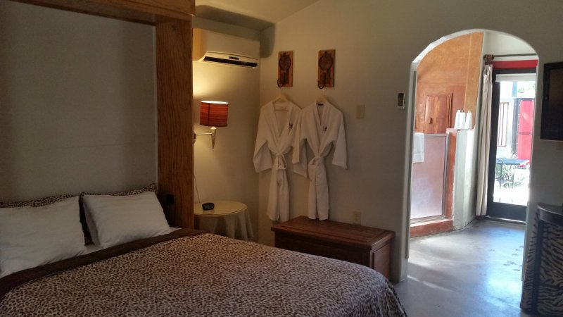 The Twilight Zone Suite, Blackstone Hotsprings, Truth or Consequences, New Mexico.