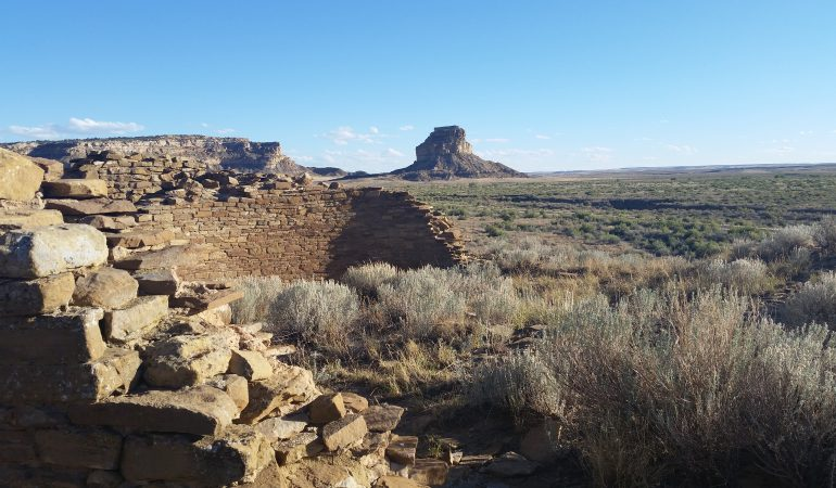 The Road to Chaco Canyon, New Mexico and Tips for Hiking and Camping There