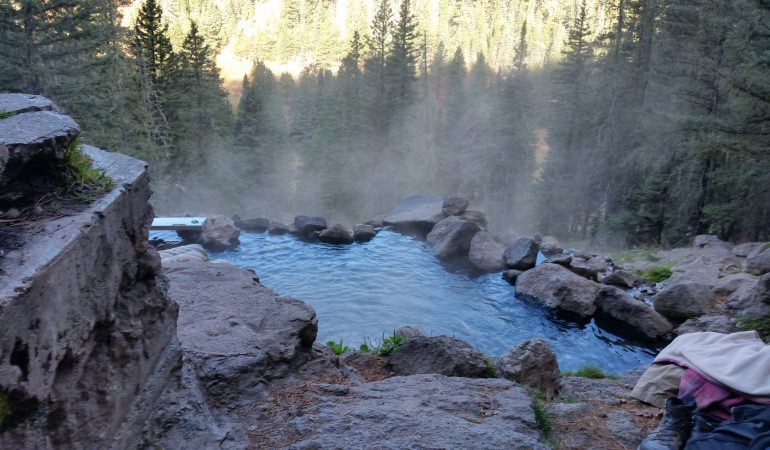 9 New Mexico Hot Springs