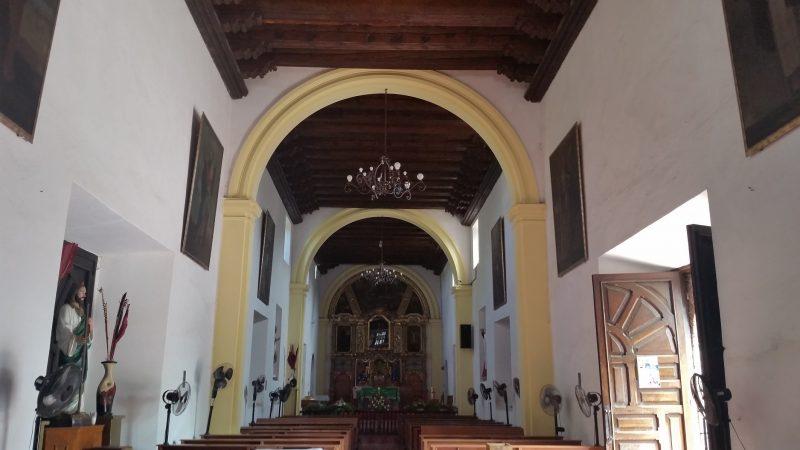 baja mission stone church