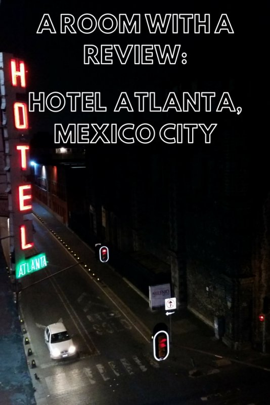 neon hotel sign.